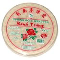 Picture of Dragon Spring Roll Wrapper (Plastic Box) 20CM  12 Oz