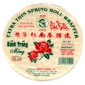 Picture of Dragon Extra Thin Spring Roll Wrapper  22CM  12 Oz
