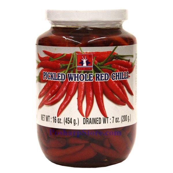 Pickled Red Chili Peppers Recipes — Dishmaps