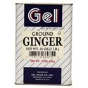 Picture of Gel Spice Ground Ginger Powder 16 Oz