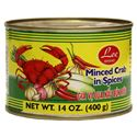 Picture of Lee Brand Minces Crab in Spices (Gia Vi Cua Nau Bun Rieu) 14 Oz