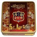 图片 香港金轩宝双黄五仁月饼,4粒 750克