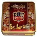 图片 香港金轩宝双黄白莲蓉月饼,4粒 750克