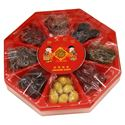 Picture of Good Fortune Assorted Preserved Fruits for Chinese New Year 17.6 Oz