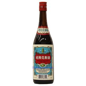 Picture of Pagoda Shaoxing Huadiao Rice Wine (No Salt) 25 Fl Oz