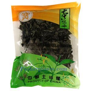 Picture of Bencao Dried Black Fungus 2 oz