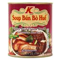 Picture of K Brand Vietnamese Hue Style Spicy Beef Flavor Broth 28 Oz
