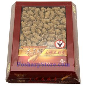Picture of Prince of Peace American Ginseng Round  Root R1