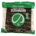 Picture of Yamamotoyama Sushi Nori Roasted Seaweed 50 Sheets, 4.4 Oz