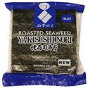 Picture of Shirako Yakisushi Nori Roasted Seaweed 50 Sheets, 4.4 Oz