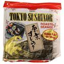 Picture of Shirako Tokyo Sushi Nori Roasted Seaweed 50 Sheets, 4.4 Oz