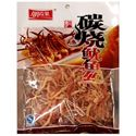 Picture of Zhaoxiaguo Prepared BBQ Squid Shreds 2 Oz