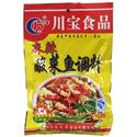 Picture of Chuanbao Suancaiyu All-in-One Sauce with Mala Flavor 11 Oz