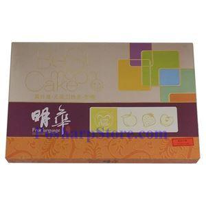 Picture of Best Cake Fruit Language Fruit Mooncake Gift 8 Pcs