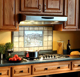 A Range Hood Is A Installed Appliance Hanging Above The Stovetop Or Cooktop  In The Kitchen. It Is Used To Filter Or Evacuate Air Of Airborne Grease,  Smoke, ...