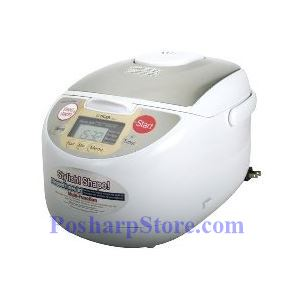 Picture of Tiger JAG-S18U 10-Cup Computerized Rice Cooker
