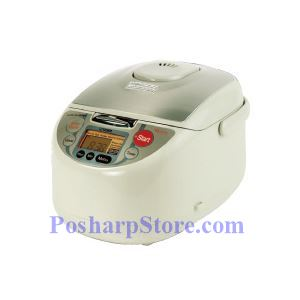 Picture of Tiger JAH-T10U 5.5-Cup Microcomputer Controlled Rice Cooker