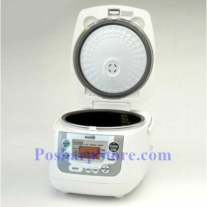 Picture for category Sanyo ECJ-HC55S 5.5-Cup Micom Rice & Slow Cooker