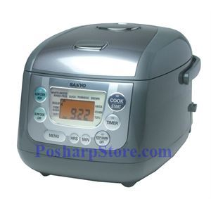 Picture of Sanyo ECJ-HC55H 5.5-Cup Micom Rice & Slow Cooker