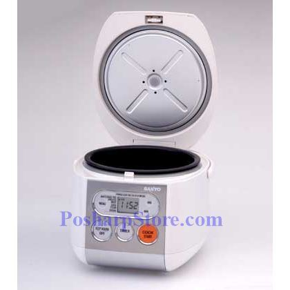 Picture for category Sanyo ECJ-F50S 5-Cup Micom Rice Cooker & Steamer