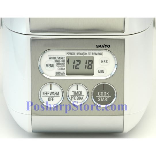 Picture for category Sanyo ECJ-S35S 3.5-Cup Micom Rice Cooker