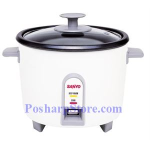 Picture of Sanyo EC-503 3-Cup Rice Cooker & Steamer