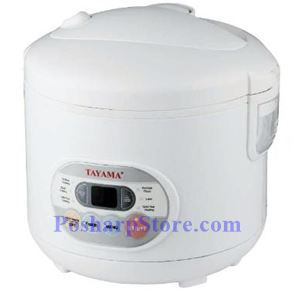 Picture of TAYAMA MB-YC50D 10-Cup Rice Cooker & Food Steamer
