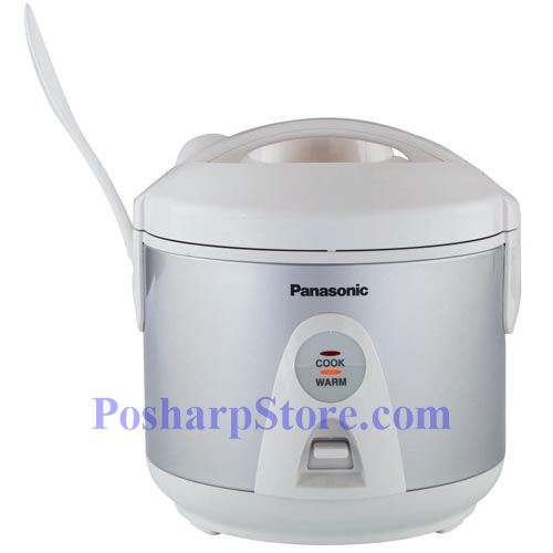Picture for category Panasonic SR-TEG10 5-Cup Automatic Electric Rice Cooker