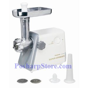 Picture of Panasonic MK-G20NR-W Meat Grinder, White