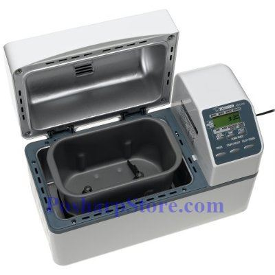 Picture for category Zojirushi BBCC-X20 Home Bakery Supreme Bread Machine