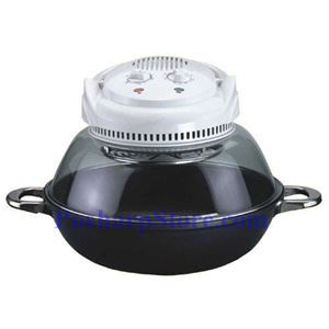 Picture of Sunpentown SO-2007 Convection Oven with Wok Base
