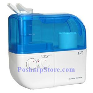 Picture of Sunpentown SU-4010 Dual Mist Humidifier with ION Exchanger Filter
