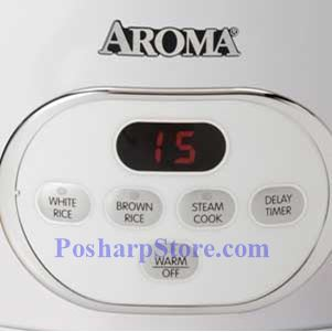 Picture for category Aroma ARC-930 20-Cup Sensor Logic™ Rice Cooker