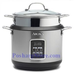 Picture of Aroma ARC-560 10 Cup Digital Rice Cooker Pasta Gourmet Cooker