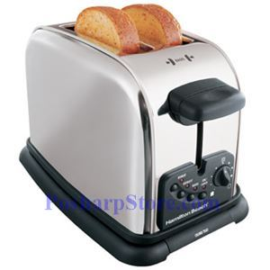 Picture of Classic Chrome 2 Slice Extra-Wide Slot Toaster