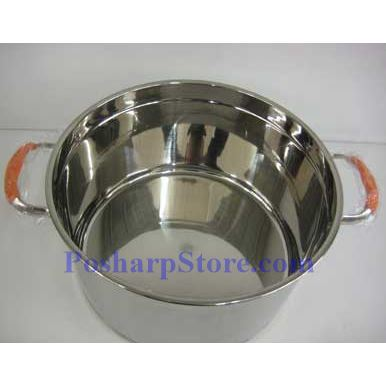 Picture for category Meidalai 28CM Double Tier Stainless Steel Steam pot