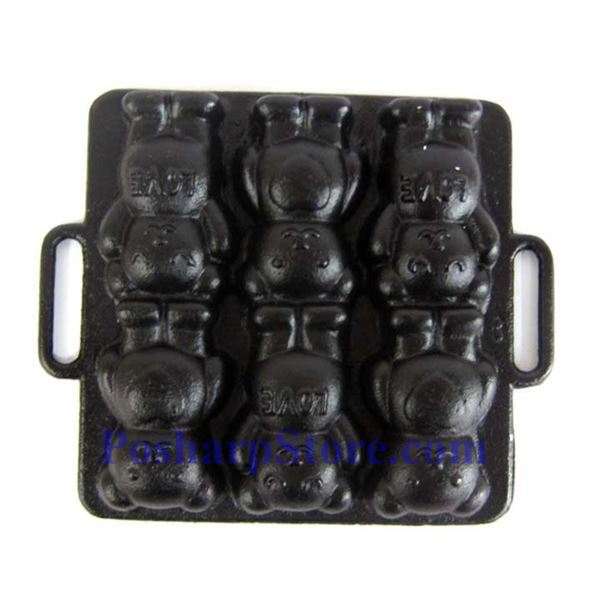 Picture for category Triarrow WY-017 Cartoon Cake Mold