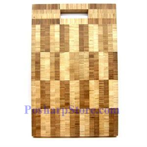 Picture of Rectangle Bamboo Chopping Block