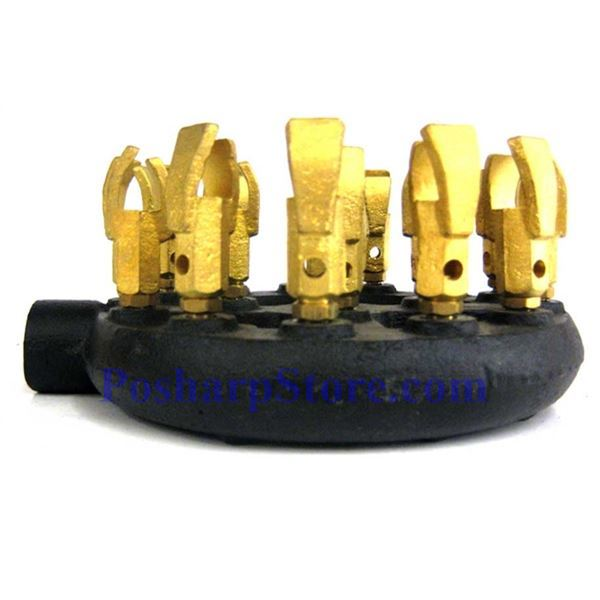 Picture for category 18 Tip Duck-mouth Nozzle  Natural Gas/Propane Jet Burner