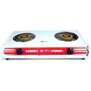 Picture of KingPin KP-725 Double Burner Gas Stove