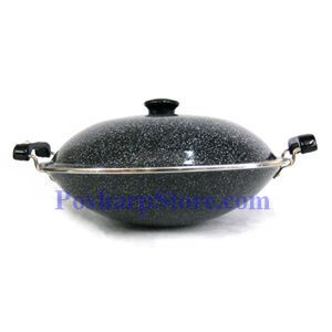 Picture of Guohua Double Handle Iron Wok