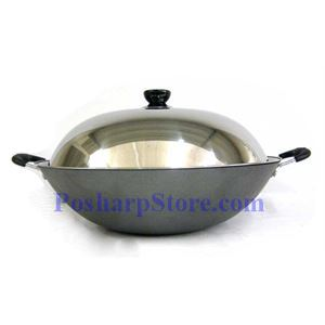 Picture of Modern HS079 Iron Wok