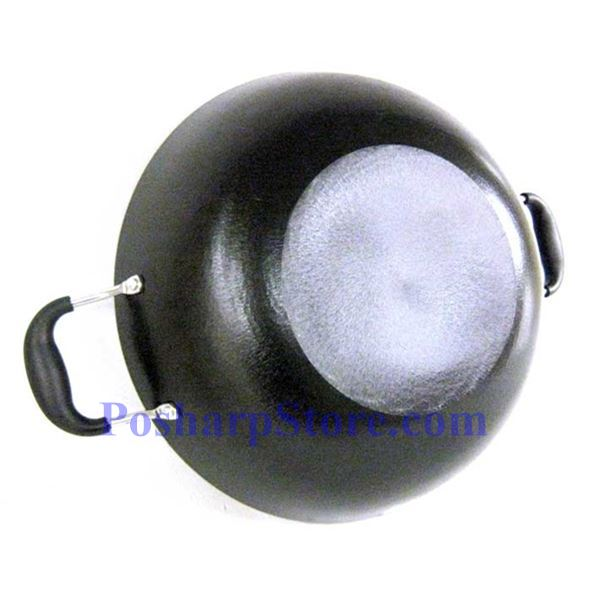 Picture for category MND FWK207 16-Inch Raw Iron Casting Non-Stick Frying Pan
