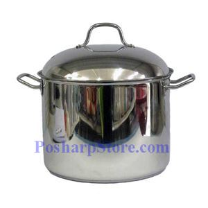 Picture of Myland Deep Stainless Steel Stock Pot