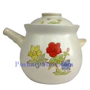 Picture of Myland K306 Single Handle Earthenware Casserole/Sandpot