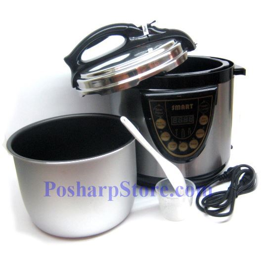 Picture for category Smart BSD-100F Multifunctional Electric Pressure Cooker