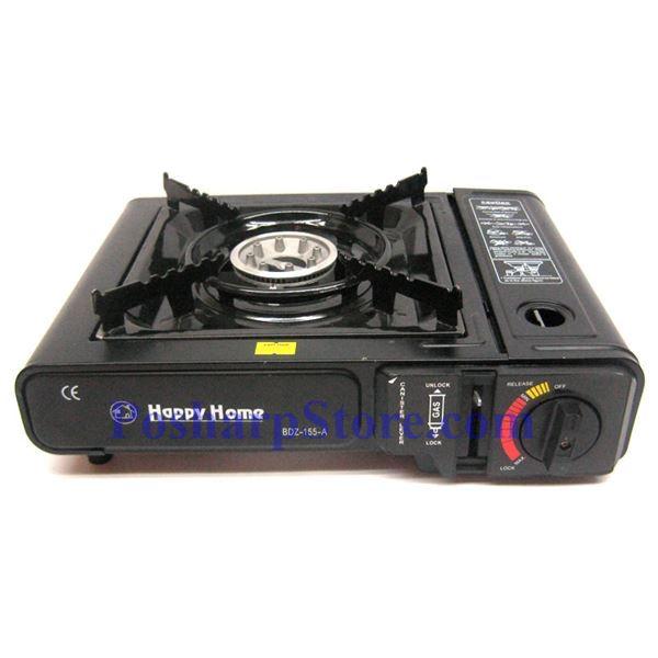 Happy Home Portable Butane Gas Stove BDZ-155-A