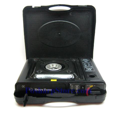 Picture for category  Happy Home Portable Butane Gas Stove BDZ-155-A