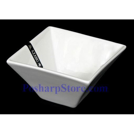 分类图片 正方形白色瓷碗 PHP-A1540