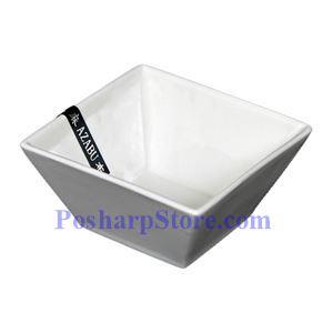 图片 正方形白色瓷碗 PHP-A5397